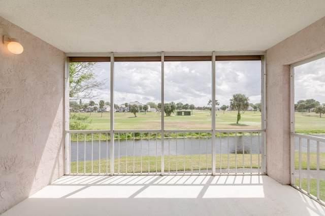 2727 N Wickham Road 11-205, Melbourne, FL 32935 (MLS #900946) :: Premium Properties Real Estate Services