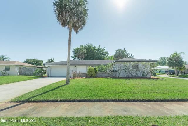 499 Avignon Drive, Melbourne, FL 32935 (MLS #900984) :: Premium Properties Real Estate Services
