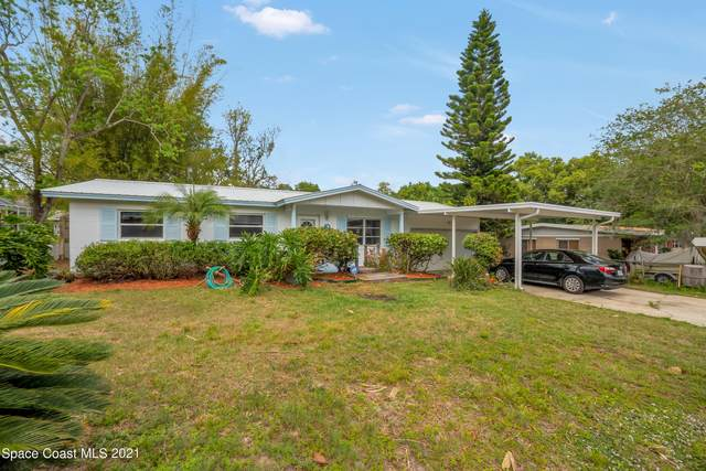2710 Donna Drive, Titusville, FL 32796 (MLS #901059) :: Blue Marlin Real Estate