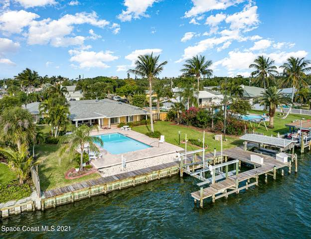 25 W West Point Drive, Cocoa Beach, FL 32931 (MLS #901060) :: Premium Properties Real Estate Services