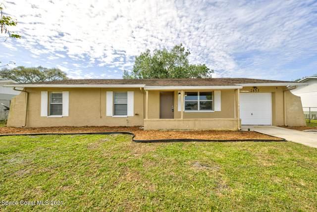 2455 Mercury Drive, Cocoa, FL 32926 (MLS #901152) :: Premium Properties Real Estate Services
