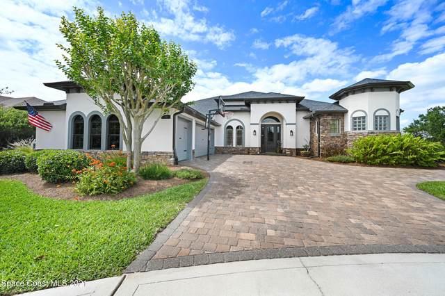 5310 Norwich Court, Rockledge, FL 32955 (MLS #901185) :: Blue Marlin Real Estate