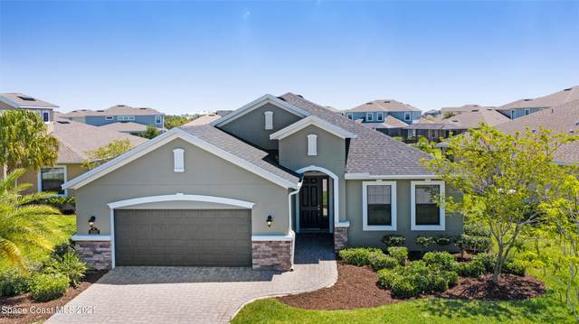 3202 Casterton Drive, Melbourne, FL 32940 (MLS #901224) :: Blue Marlin Real Estate
