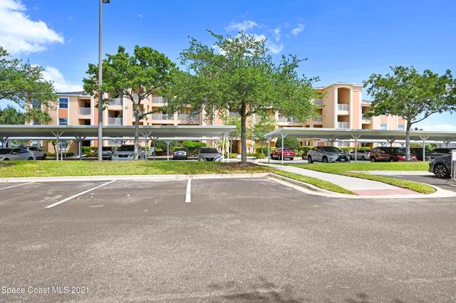 6858 Toland Drive #207, Melbourne, FL 32940 (MLS #901293) :: Premium Properties Real Estate Services
