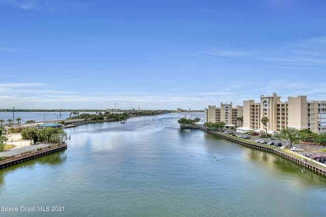 134 Starboard Lane #606, Merritt Island, FL 32953 (MLS #901318) :: Blue Marlin Real Estate