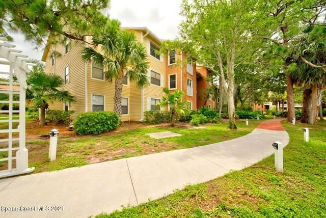 225 S Tropical Trail #623, Merritt Island, FL 32952 (MLS #901337) :: Blue Marlin Real Estate