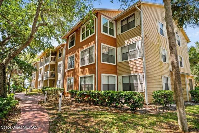 225 S Tropical Trail #922, Merritt Island, FL 32952 (MLS #901373) :: Blue Marlin Real Estate