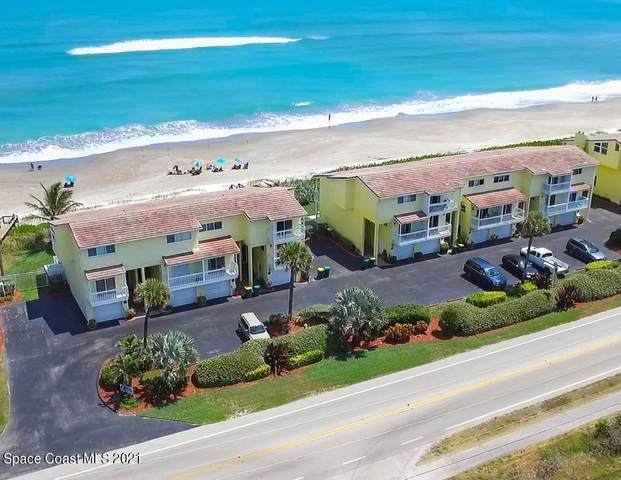 2927 S Highway A1a #20, Melbourne Beach, FL 32951 (MLS #901435) :: Blue Marlin Real Estate