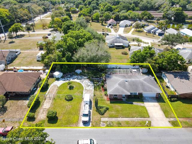 230 Forell Avenue, Titusville, FL 32796 (MLS #901445) :: Premium Properties Real Estate Services