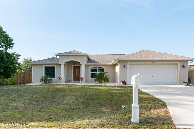 684 Fernandina Street NW, Palm Bay, FL 32907 (MLS #901468) :: Premium Properties Real Estate Services