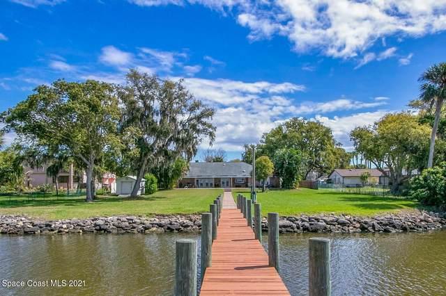 785 River Oaks Lane, Merritt Island, FL 32953 (MLS #901477) :: Engel & Voelkers Melbourne Central