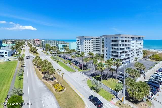 3740 Ocean Beach Boulevard #707, Cocoa Beach, FL 32931 (MLS #901548) :: Premium Properties Real Estate Services