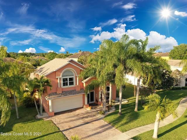 712 Killarney Court, Merritt Island, FL 32953 (MLS #901610) :: Premium Properties Real Estate Services