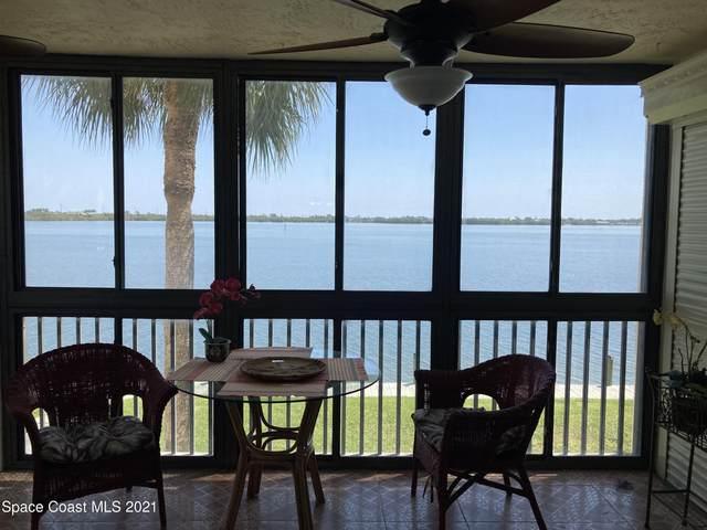 250 S Sykes Creek Parkway #201, Merritt Island, FL 32952 (MLS #901668) :: Premium Properties Real Estate Services