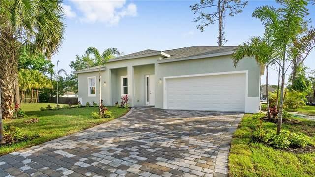 991 Walden Boulevard SE, Palm Bay, FL 32909 (MLS #901686) :: Premium Properties Real Estate Services