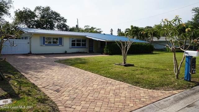 925 Samar Road, Cocoa Beach, FL 32931 (MLS #901702) :: New Home Partners