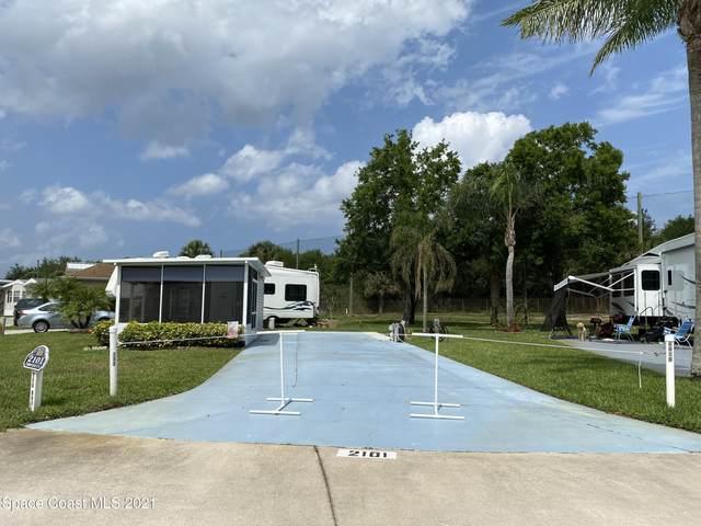 2101 Orbiter Court #133, Titusville, FL 32796 (MLS #901756) :: Premium Properties Real Estate Services