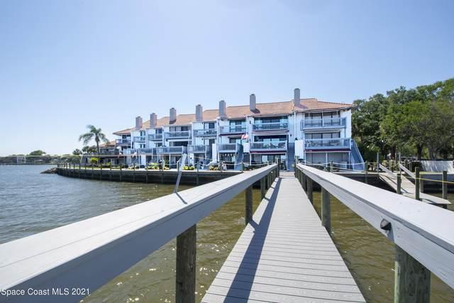 45 Broad Street #12, Titusville, FL 32796 (MLS #901762) :: Premium Properties Real Estate Services