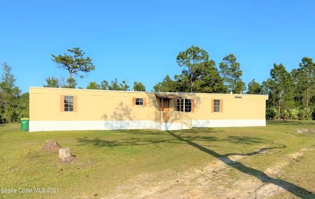 4711 Pine Needle Street, Mims, FL 32754 (MLS #901767) :: Armel Real Estate