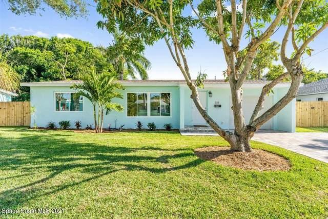 230 NE 2nd Street, Satellite Beach, FL 32937 (MLS #901838) :: Premium Properties Real Estate Services