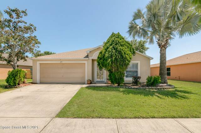 8595 Eola Court, Melbourne, FL 32940 (MLS #901850) :: Engel & Voelkers Melbourne Central