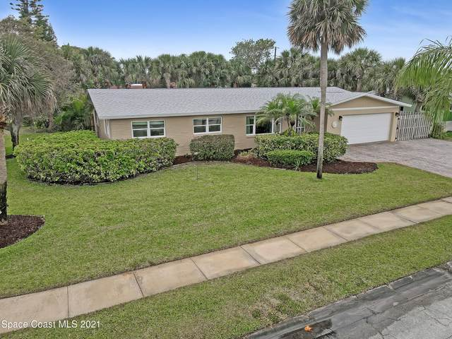 215 Lynn Avenue, Satellite Beach, FL 32937 (MLS #901881) :: Blue Marlin Real Estate