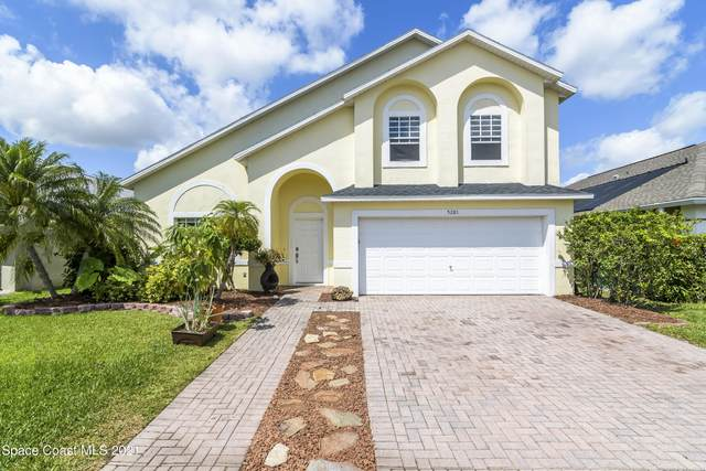 5281 Somerville Drive, Rockledge, FL 32955 (MLS #902019) :: Blue Marlin Real Estate