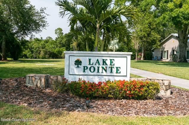 354 Myrtlewood Road, Melbourne, FL 32940 (MLS #902075) :: Blue Marlin Real Estate