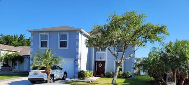 2451 Brookshire Circle, Melbourne, FL 32904 (MLS #902169) :: Premium Properties Real Estate Services