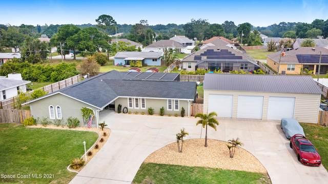 1003 Castile Road SE, Palm Bay, FL 32909 (MLS #902175) :: Blue Marlin Real Estate