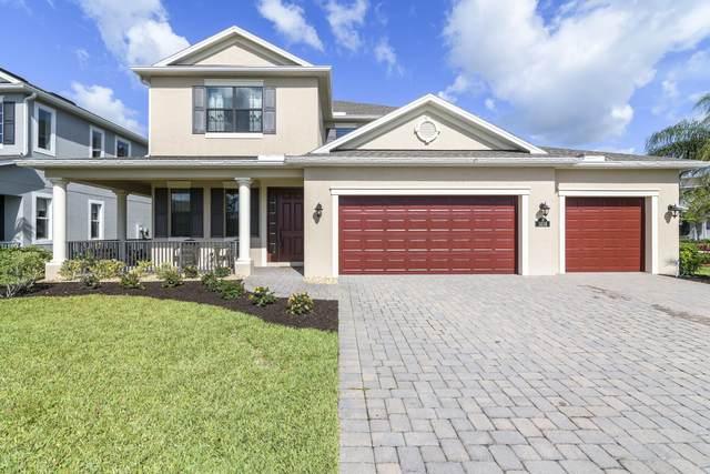 3114 Casterton Drive, Melbourne, FL 32940 (MLS #902206) :: Blue Marlin Real Estate