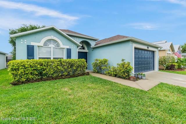 4077 Four Lakes Drive, Melbourne, FL 32940 (MLS #902310) :: Blue Marlin Real Estate