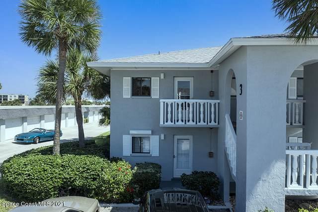 3799 S Banana River Boulevard #302, Cocoa Beach, FL 32931 (MLS #902430) :: Blue Marlin Real Estate