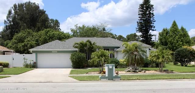 3290 Biscayne Drive, Merritt Island, FL 32953 (MLS #902432) :: Premium Properties Real Estate Services