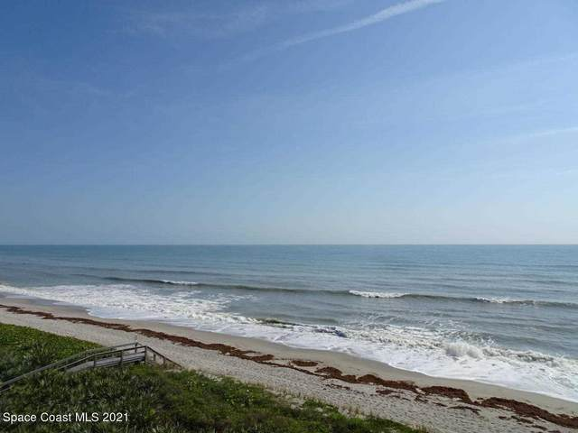 2065 Highway A1a #1205, Indian Harbour Beach, FL 32937 (MLS #902490) :: Blue Marlin Real Estate
