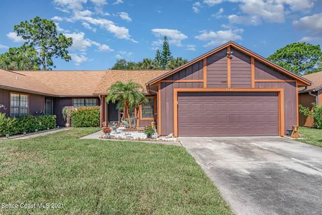 1347 Nelson Court, Rockledge, FL 32955 (MLS #902576) :: Blue Marlin Real Estate