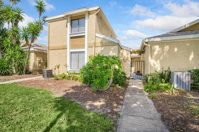 1441 Sheafe Avenue NE #104, Palm Bay, FL 32905 (MLS #902589) :: Blue Marlin Real Estate