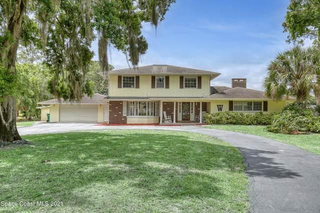 7581 Pinecrest Avenue, Melbourne, FL 32904 (MLS #902616) :: Blue Marlin Real Estate