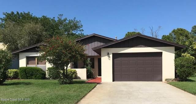 710 Myrtlewood Lane, Melbourne, FL 32940 (MLS #902630) :: Premium Properties Real Estate Services
