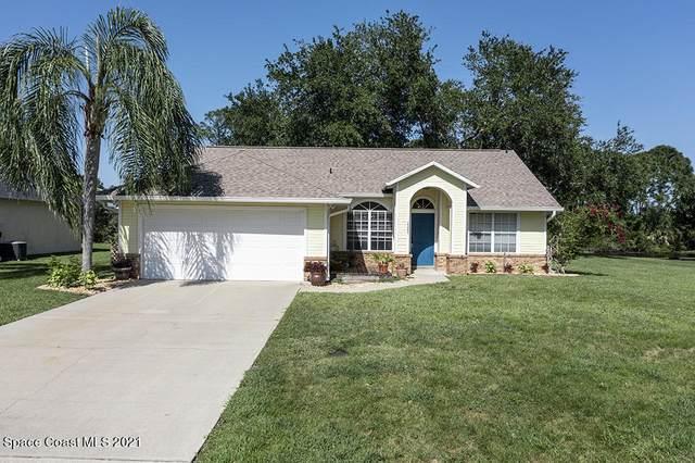 1373 California Drive, Melbourne, FL 32940 (MLS #902648) :: Blue Marlin Real Estate