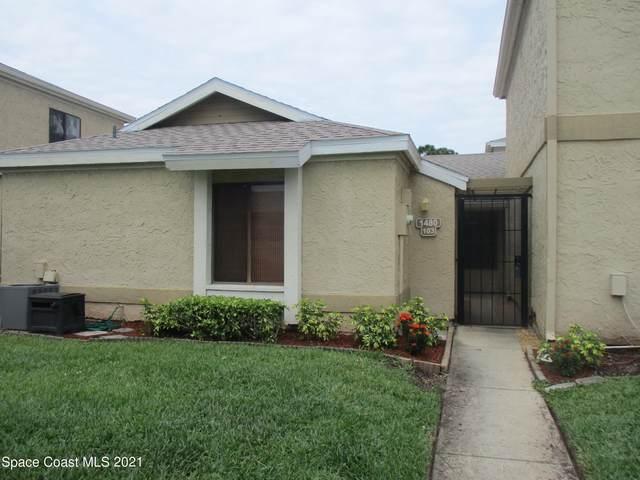 1480 Sheafe Avenue NE #103, Palm Bay, FL 32905 (MLS #902663) :: Blue Marlin Real Estate