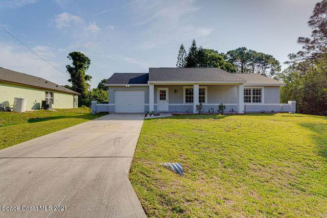 1873 Thomasville Avenue SE, Palm Bay, FL 32909 (MLS #902747) :: Blue Marlin Real Estate