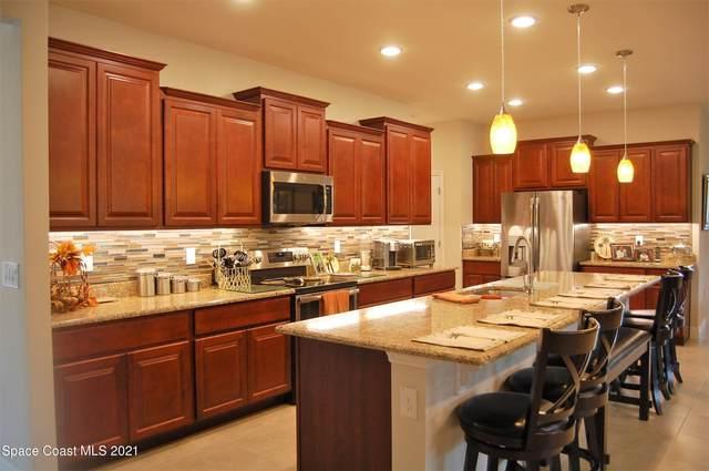 5030 Hebron Drive, Merritt Island, FL 32953 (MLS #902796) :: Keller Williams Realty Brevard