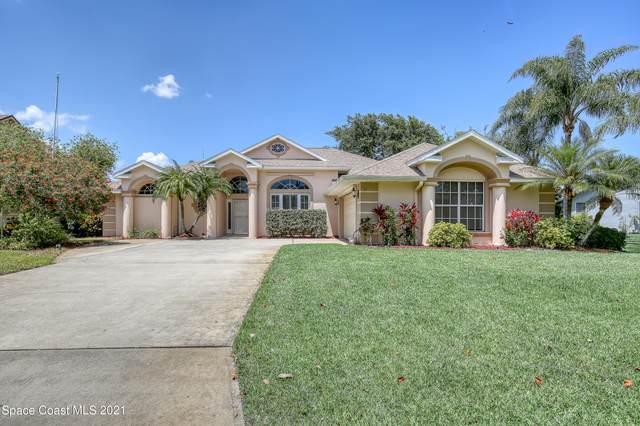 1141 Cypress Trace Drive, Melbourne, FL 32940 (MLS #902857) :: Blue Marlin Real Estate