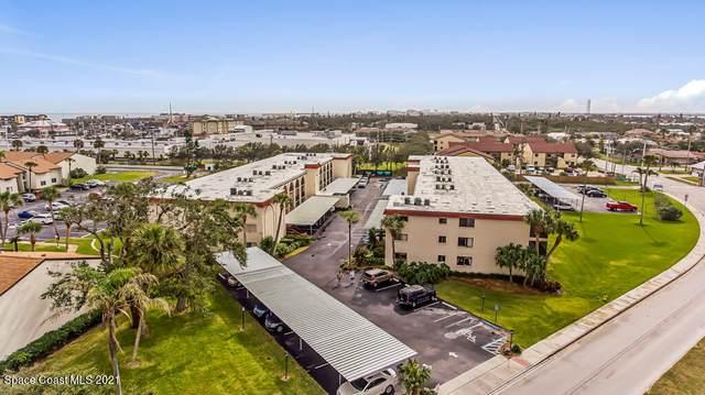 5800 N Banana River Boulevard #117, Cape Canaveral, FL 32920 (MLS #902874) :: Blue Marlin Real Estate