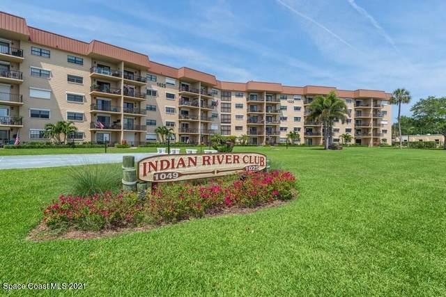 1025 Rockledge Drive #102, Rockledge, FL 32955 (MLS #902938) :: Blue Marlin Real Estate