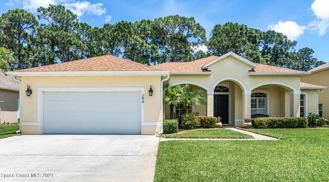 294 Tunbridge Drive, Rockledge, FL 32955 (MLS #903071) :: Blue Marlin Real Estate