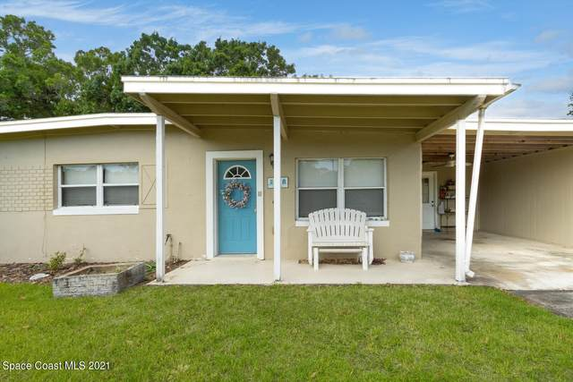 4850 Sutton Avenue, Melbourne, FL 32904 (MLS #903074) :: Premium Properties Real Estate Services