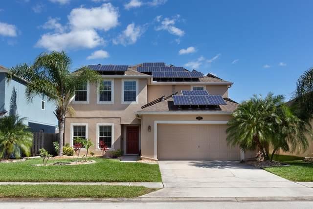 3645 Aria Drive, Melbourne, FL 32904 (MLS #903112) :: Premium Properties Real Estate Services