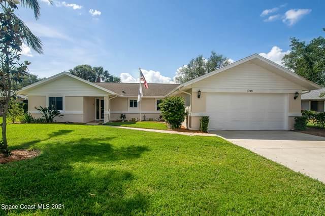 1725 Freedom Drive, Melbourne, FL 32940 (MLS #903249) :: Premium Properties Real Estate Services